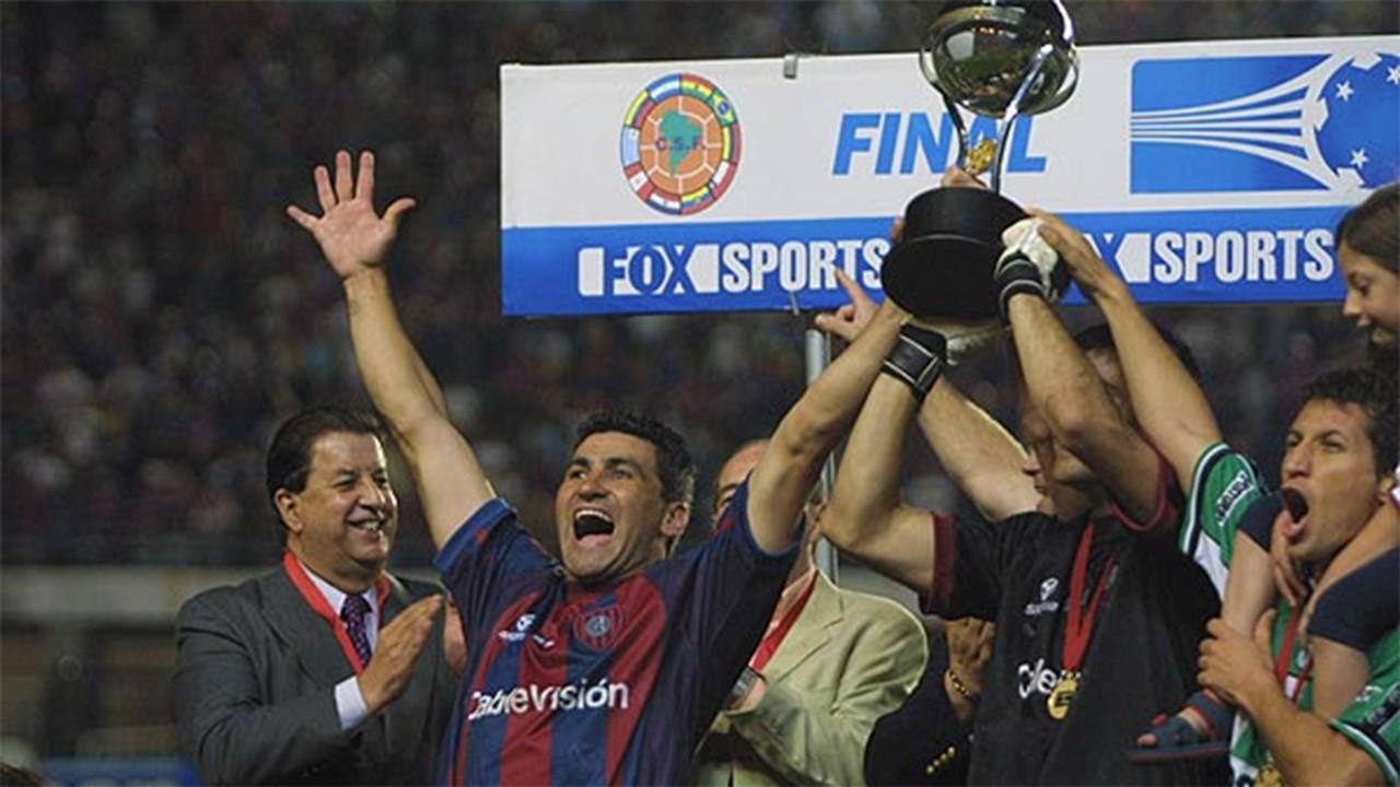 Copa Sudamericana San Lorenzo 2002