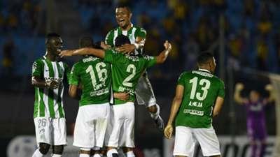 Atletico Nacional Penarol Copa Liberyadores 15032016