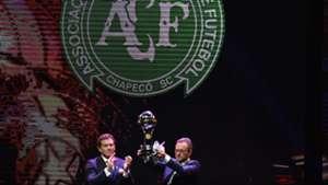 Chapecoense copa Sudamericana sorteo Libertadores