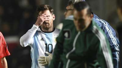 Messi Argentina Honduras Amistoso Internacional 27052016