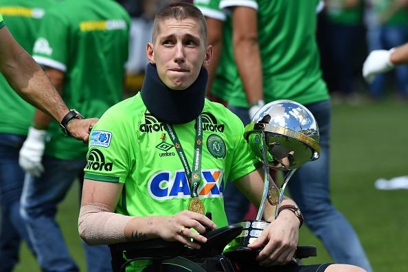Chapecoense Copa Sudamericana 21012017 Brasil