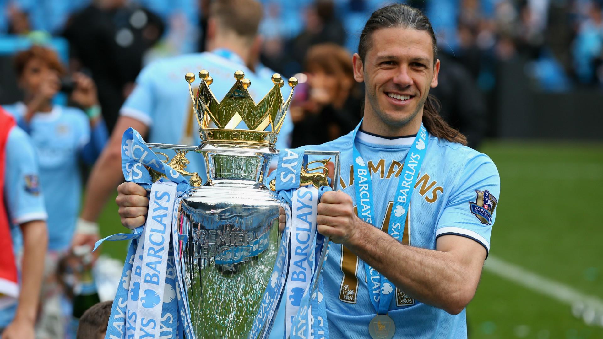 Martin Demichelis Manchester City 11052014