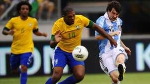 Argentina Brazil Friendly New Jersey 2012