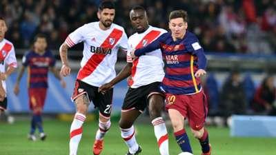 Lionel Messi Barcelona River Plate FIFA Club World Cup 20122015