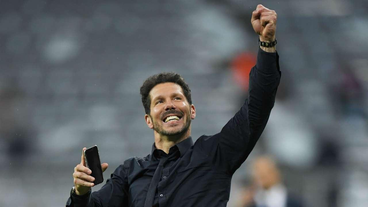 Diego Simeone Bayern Munich Atletico Madrid Champions League 03052016