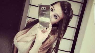 Majo Barbeito, novia de Lucas Ocampos
