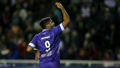 Maximiliano Gomez Liga Quito Defensor Sporting Copa Sudamericana 01032017