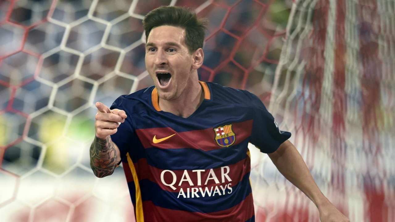 Lionel Messi Barcelona 12092015