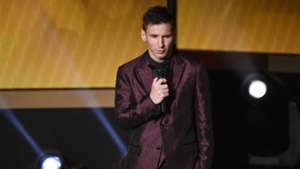 FIFA Balon d'Or 2014 Messi