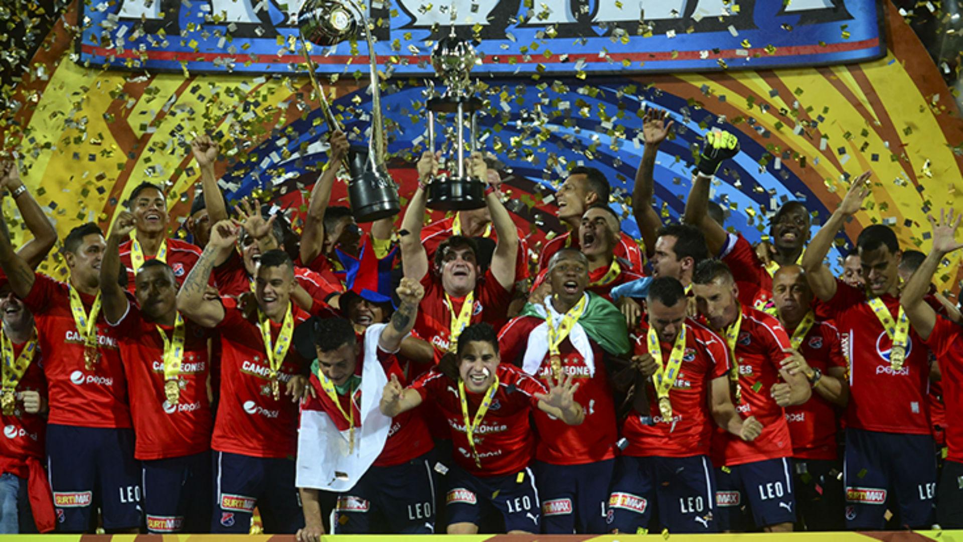 Deportivo Independiente Medellin campeon Torneo Apertura 2016