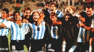 Argentina U20 World Champion Qatar 1995