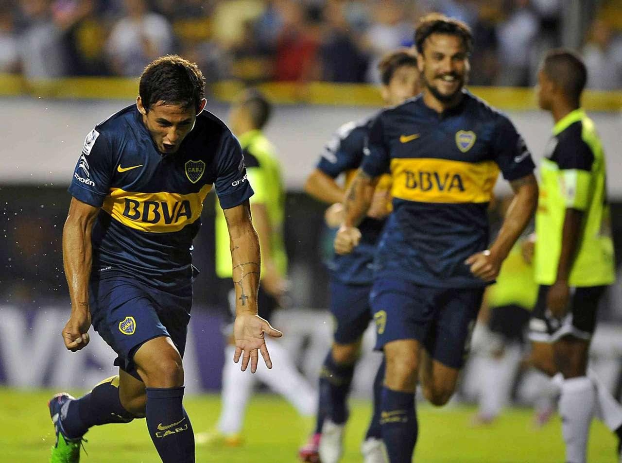 Boca Juniors - Zamora 11032015