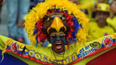 Colombia - Argentina Fans Preview Qualifier World Cup 2018 17112015