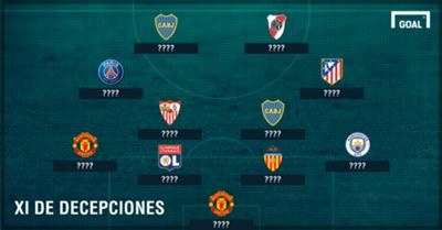 PS GALERIA EL XI decepciones argentinas 2016
