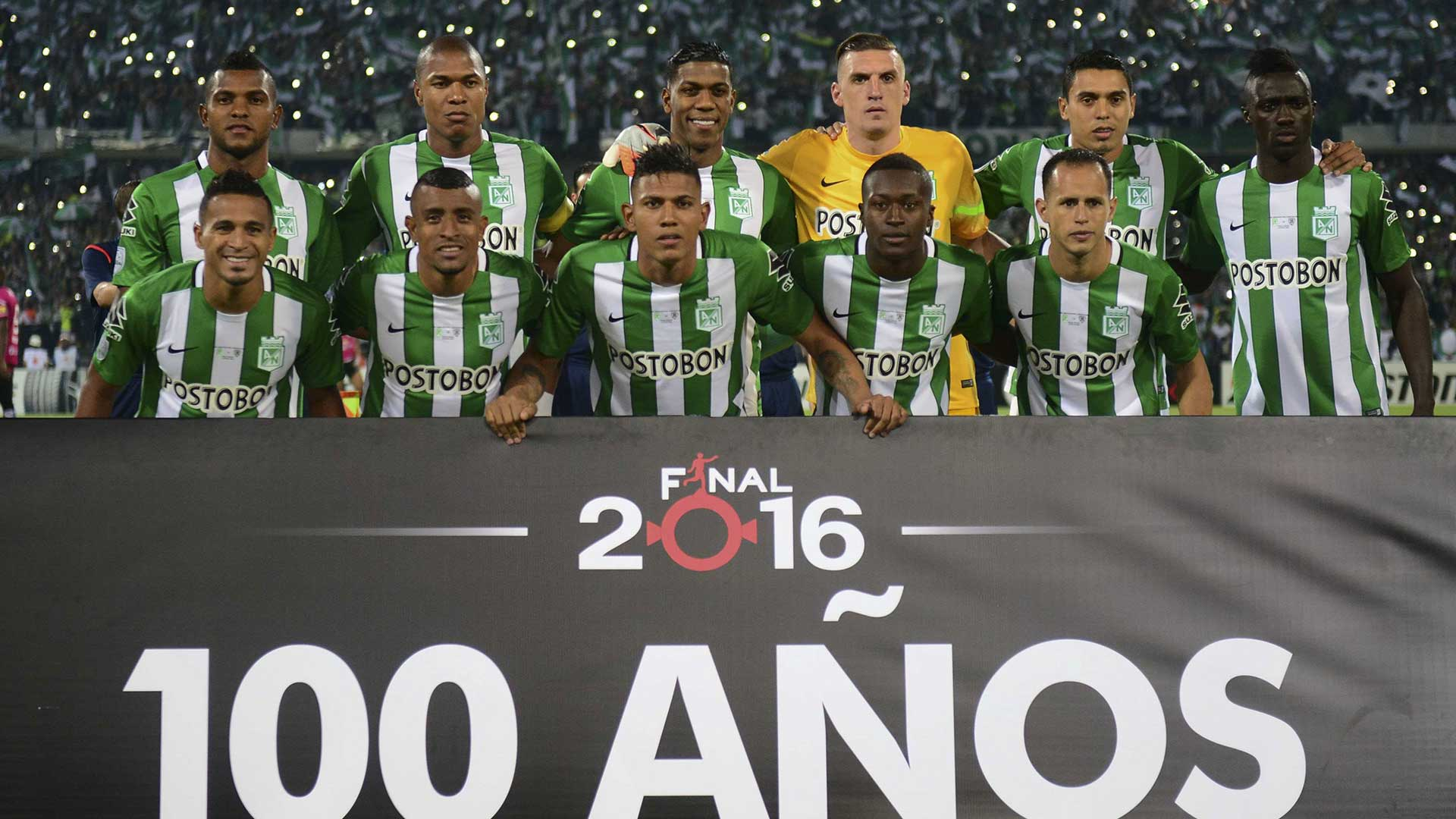 Atlético Nacional 2016 libertadores