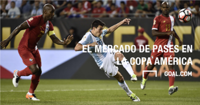 Mercado de pases Copa America