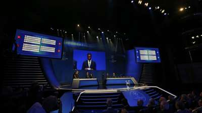 UEFA Champions League Group stage draw ceremony 27082015