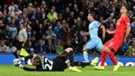2 Sergio Aguero Manchester City Liverpool Premier League 25082014