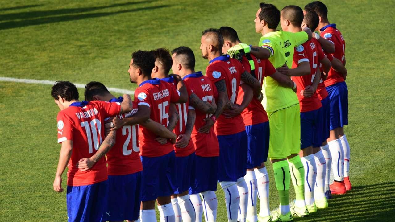 Chile vs. Argentina - Copa América 2015