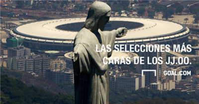 PS Galeria Las Selecciones más caras de los Juegos Olímpicos