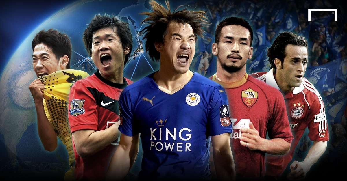 Asian Title Winners