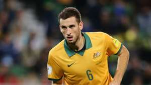 Matthew Spiranovic Australia Asian Cup