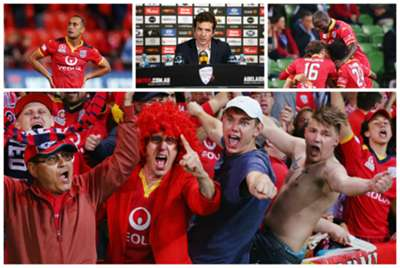 Adelaide United's incredible run to the A-League premiership