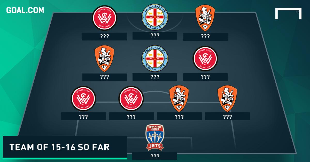 GFX - A-League 15-16 XI ???