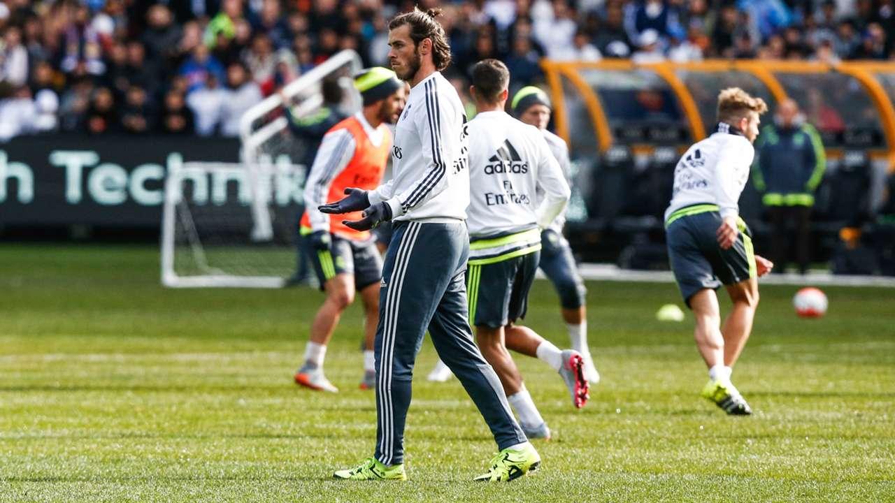 Gareth Bale Real Madrid International Champions Cup training 170715