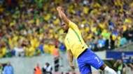 Douglas Costa Brazil v Uruguay World Cup Qualifying 25032016