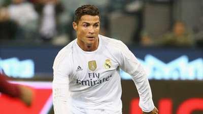 Cristiano Ronaldo Real Madrid Roma International Champions Cup 2015