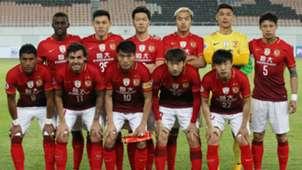Guangzhou Evergrande v Pohang Steelers AFC Champions League 24022016