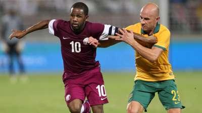 Mark Bresciano Qatar 1-0 Australia international friendly 151014