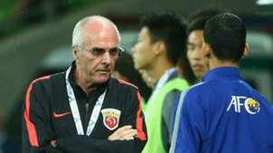 Sven-Goran Eriksson Melbourne Victory v Shanghai SIPG AFC Champions League 24022016