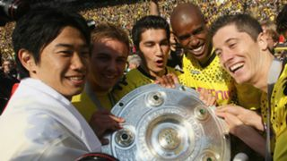 Shinji Kagawa Borussia Dortmund