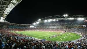 Western Sydney Wanderers v Sydney FC A-League 08102016