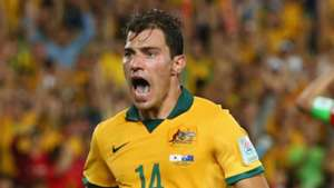 James Troisi Australia Asian Cup final 310115