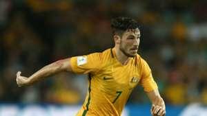 Mathew Leckie Australia v Jordan World Cup qualifying 29032016