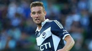 Nick Ansell Melbourne Victory A-League 2014-15