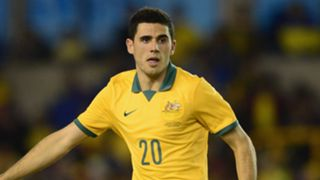 Tom Rogic Australia Ecuador international friendly 050314