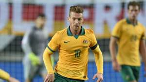 Oliver Bozanic Germany 2-2 Australia international friendly 250315