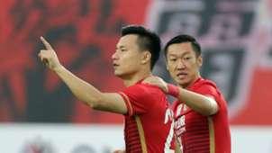Gao Lin Guangzhou Evergrande v Sydney FC AFC Champions League 03052016