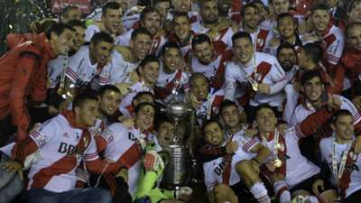 River Plate v Tigres Copa Libertadores 06082015