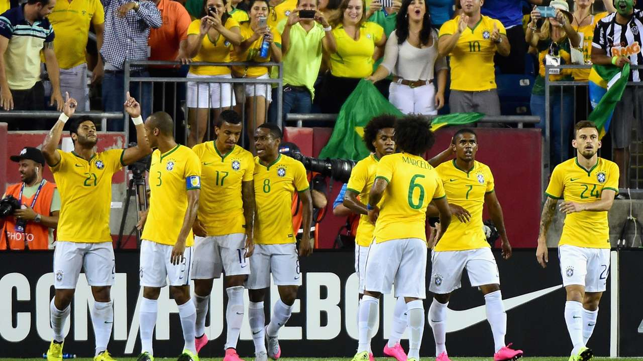 USA Brazil Friendly 08092015