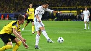 Cristiano Ronaldo Dortmund Real Madrid 27092016