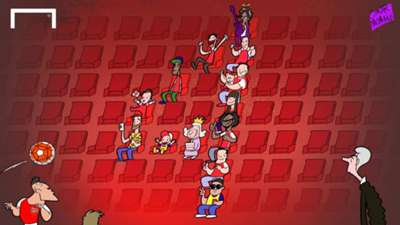 Cartoon Arsenal