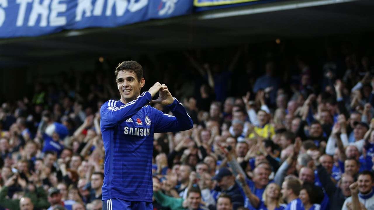 Oscar | Chelsea 2-1 QPR | Premier League | Stamford Bridge | 01112014
