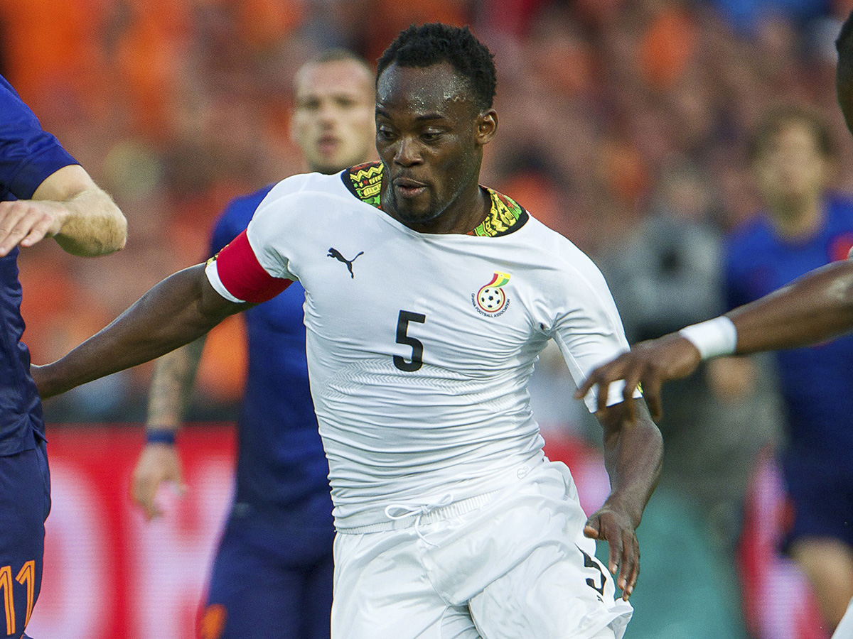 What must Arsenal-linked Partey do to surpass Essien?