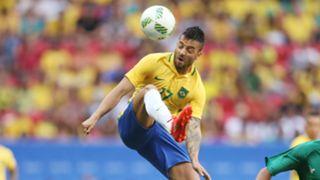 Felipe Anderson Brazil South Africa Rio 2016 Olympics 04082016