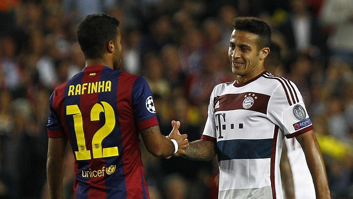 La maldición de los hermanos Alcántara en Barcelona   Goal.com